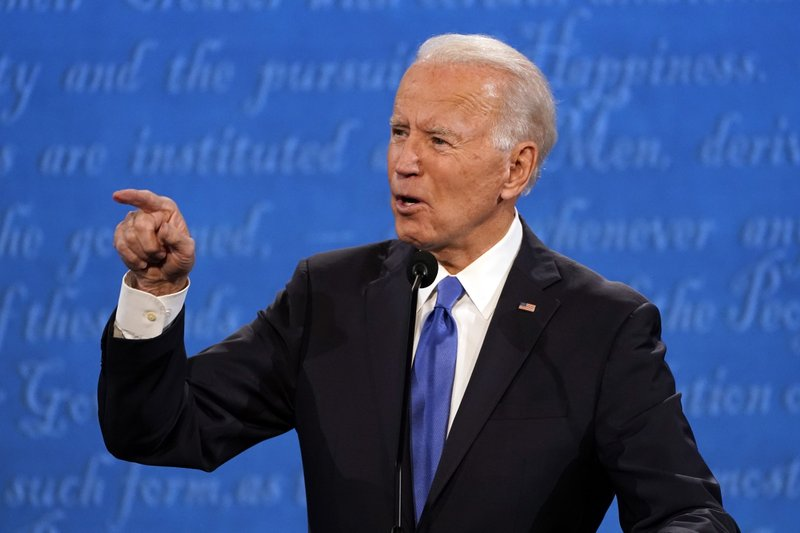 Biden calls for 'transition' from oil, GOP sees opening