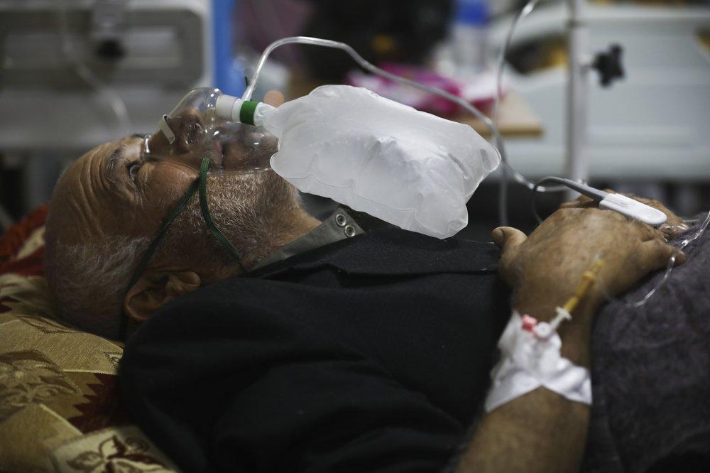 "Coronavirus pandemic ""new terror"" in Syria's already scarred Idlib region"