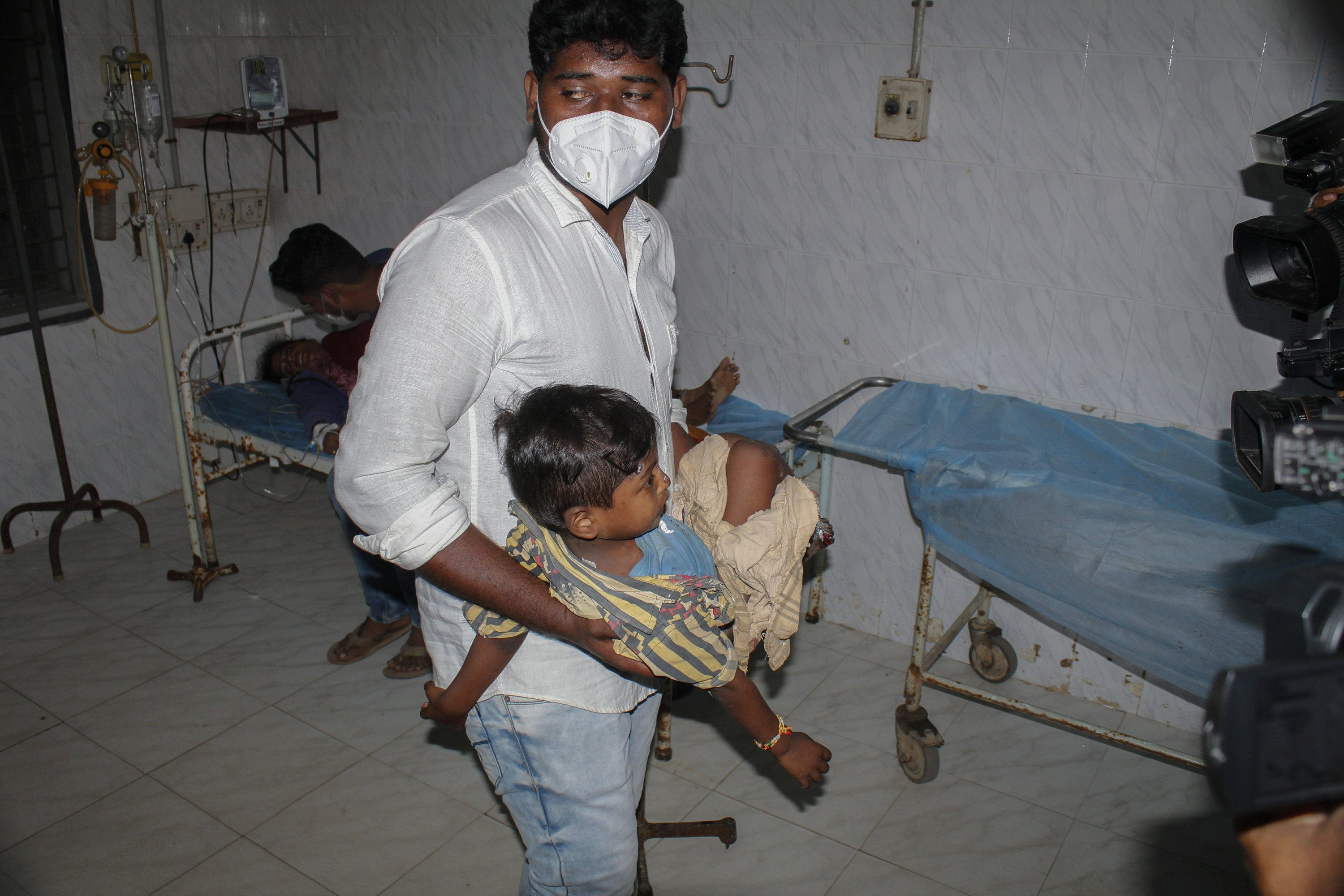 India experts find traces of lead, nickel in patients' blood