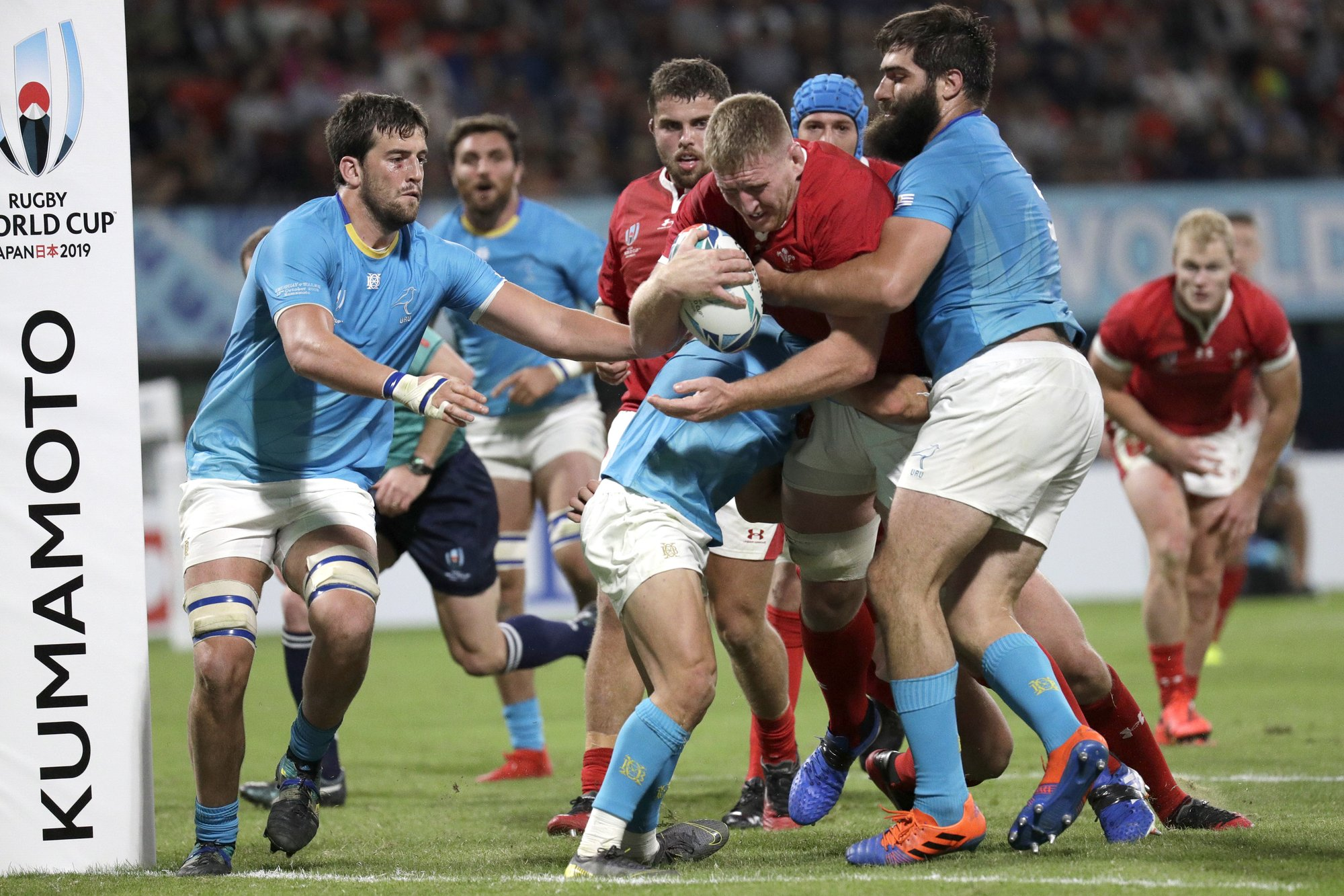 Wales keen to forget Uruguay result and mull quarterfinal
