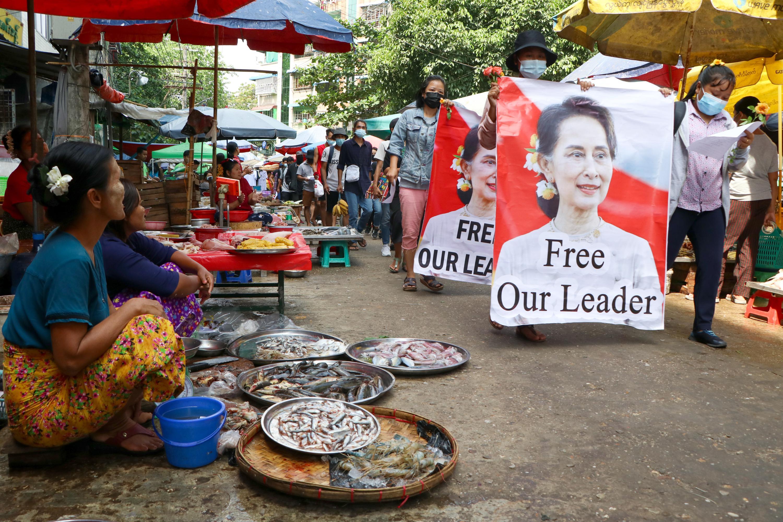 Myanmar refugee crisis brewing as turmoil hits economy