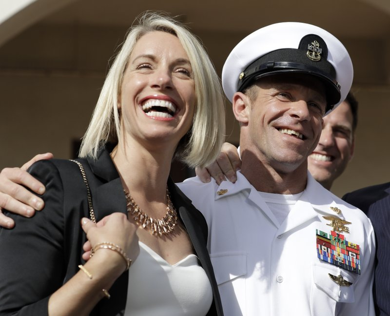 War Crimes Court Martial Ends With Navy Seal Walking Free
