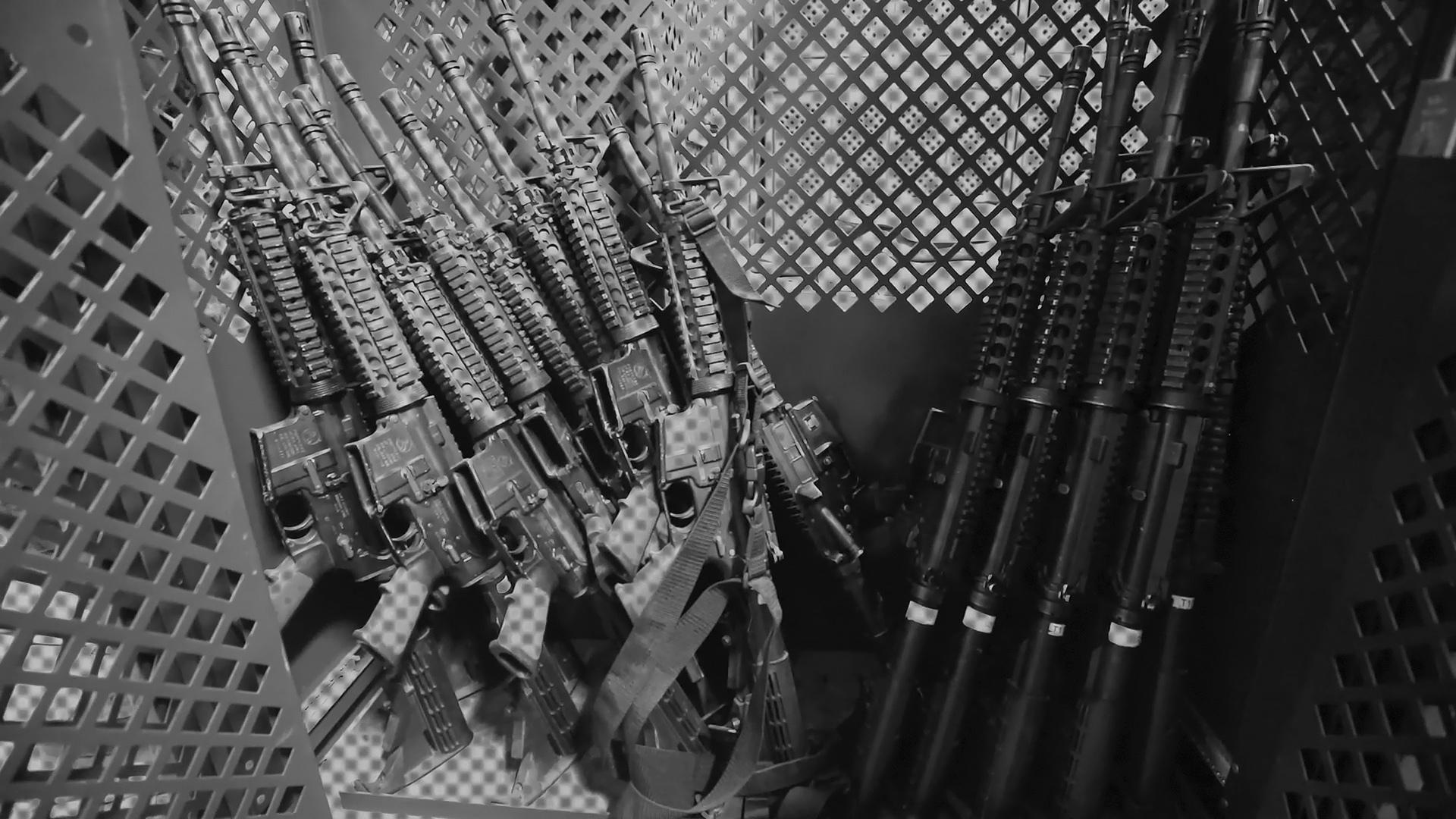 Some Stolen U.S. Military Guns Used in Violent Crimes