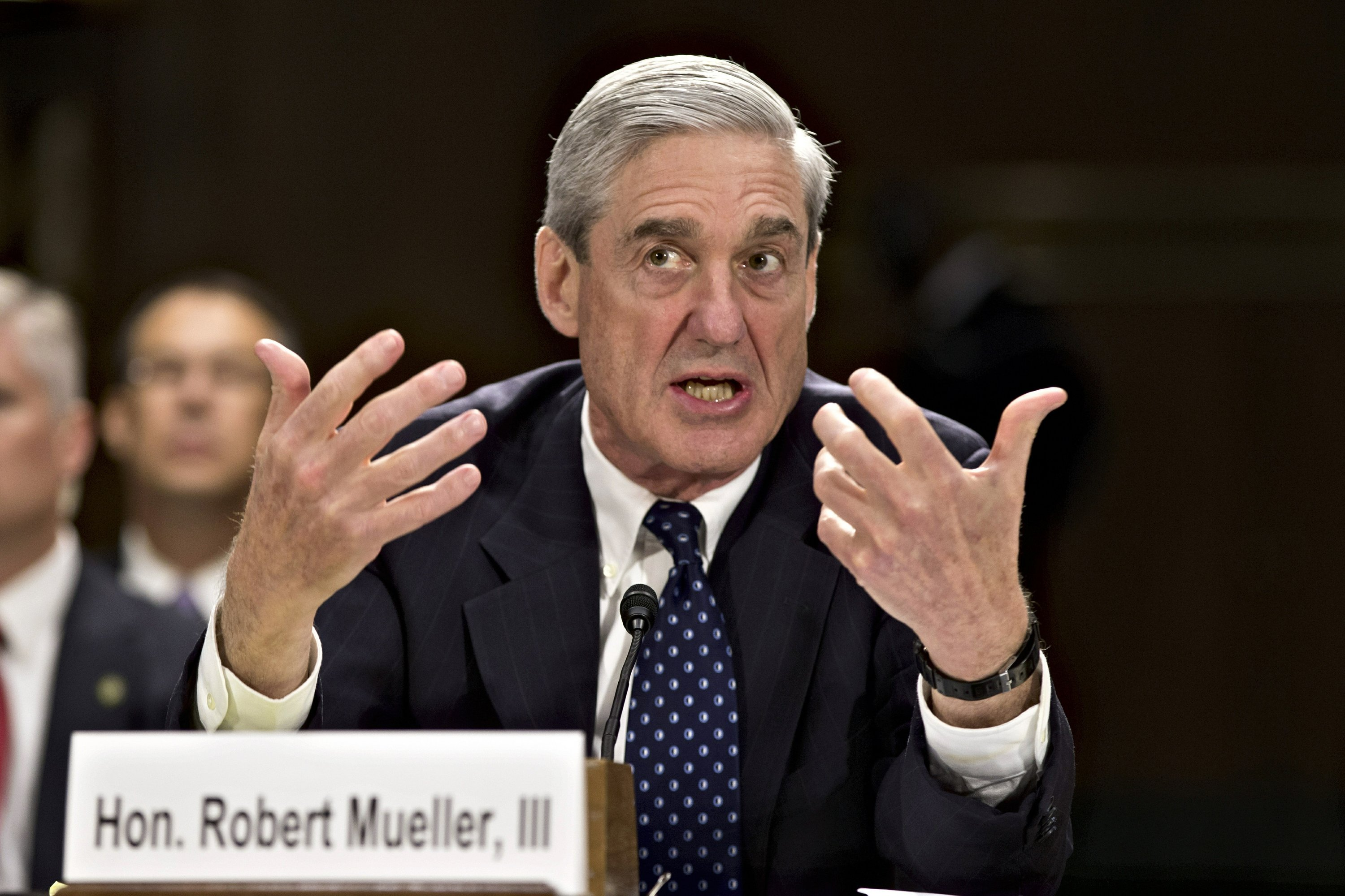 House Republicans promise tough questions at Mueller hearing