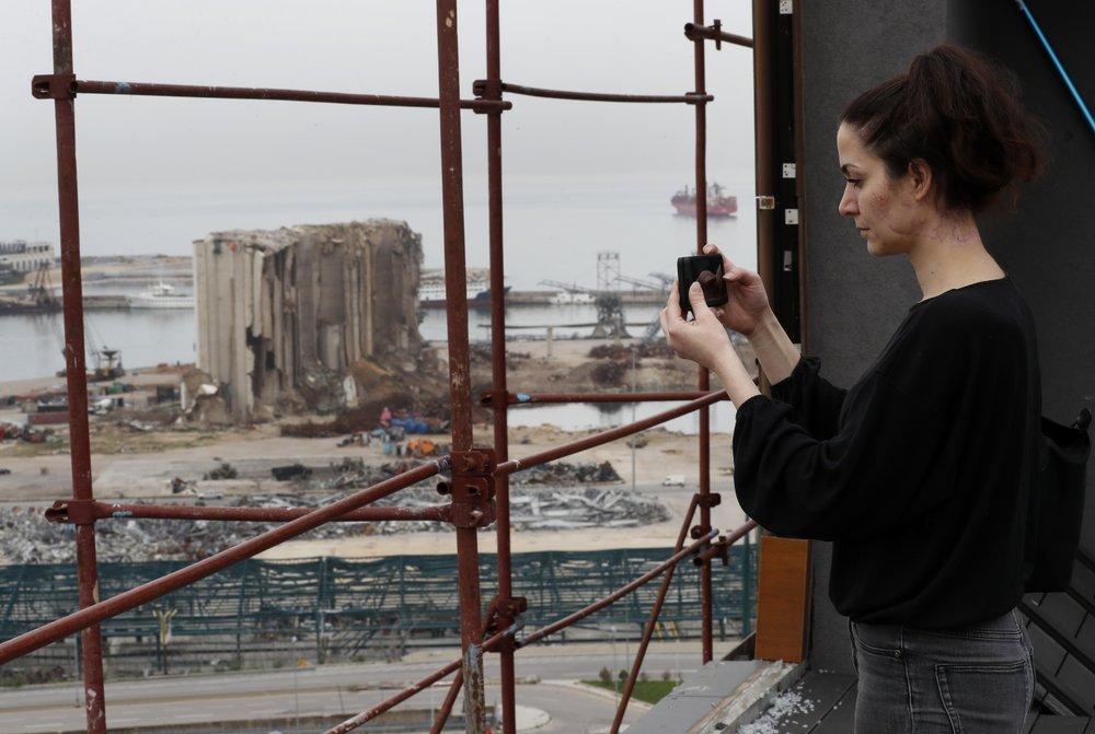 Survivors of Beirut's explosion endure psychological scars