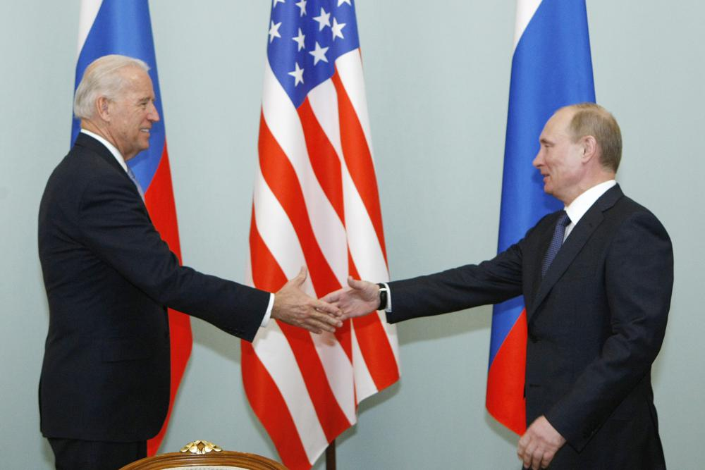 Face to face: June summit for Biden, Putin as tensions rise