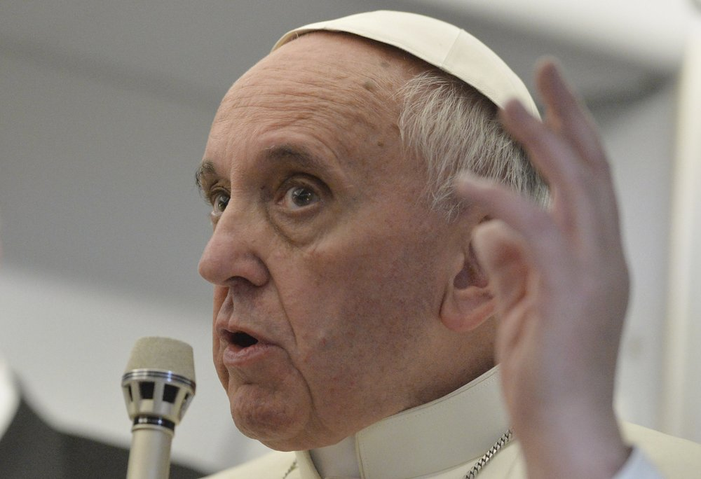 AP helps explain Pope Francis' initial attitude toward Theodore McCarrick,