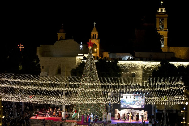 Palestinians may limit Christmas celebrations in Bethlehem this year due to coronavirus pandemic