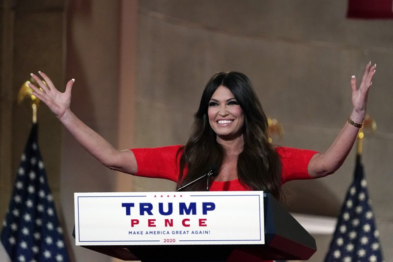 Guilfoyle's loud RNC speech makes her the comics' favorite