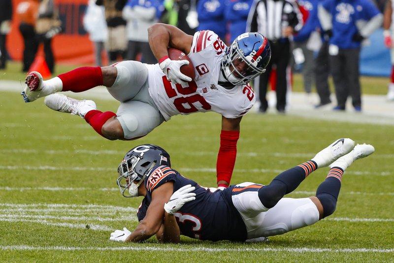 Giants Barkley Hoping To Break 100 Yard Drought Vs Eagles