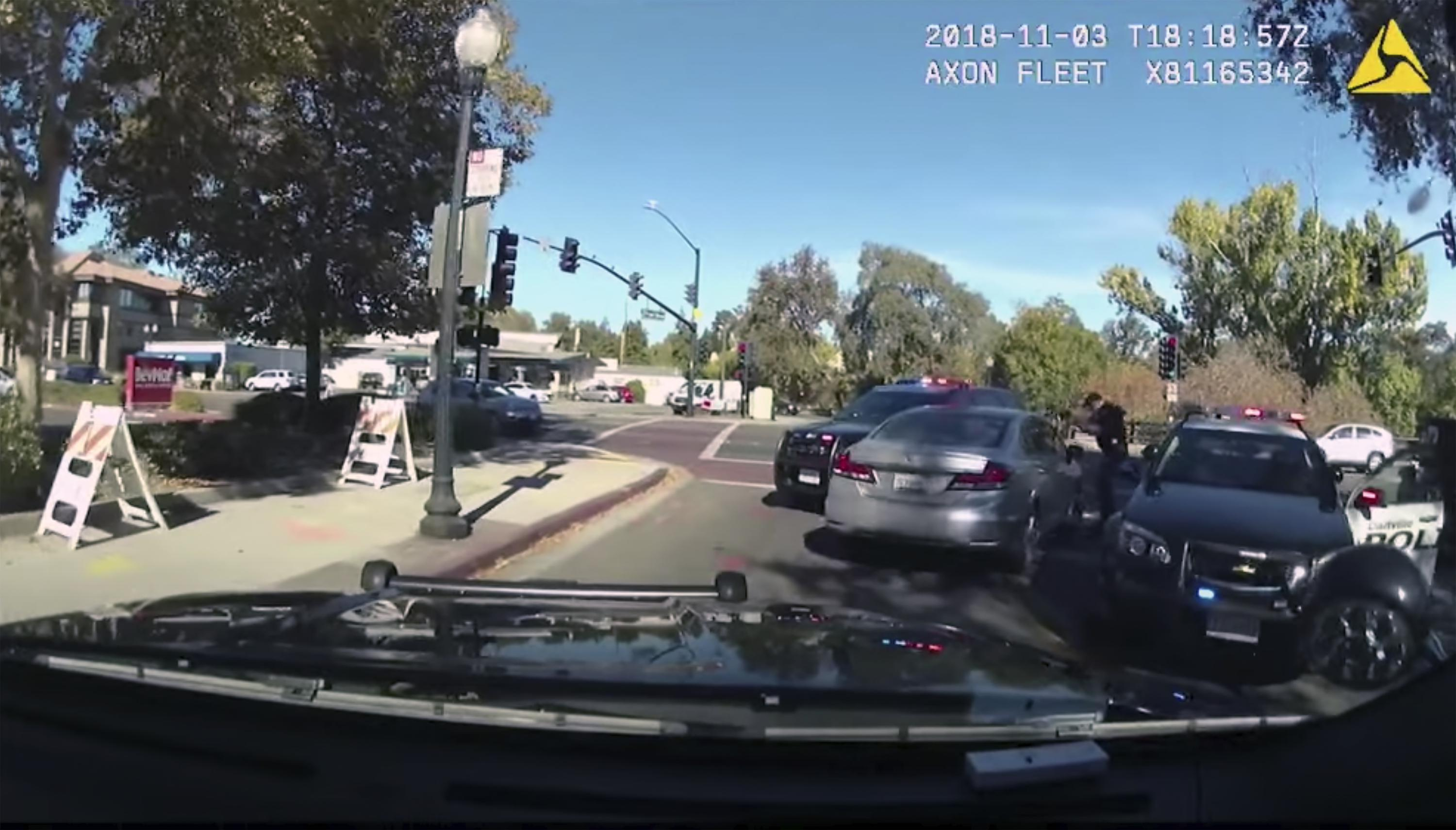 Video: California deputy shoots Black man within a minute