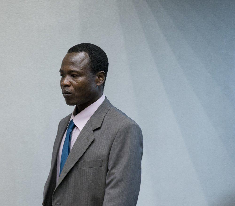 Ugandan rebel commander Dominic Ongwen convicted of war crimes