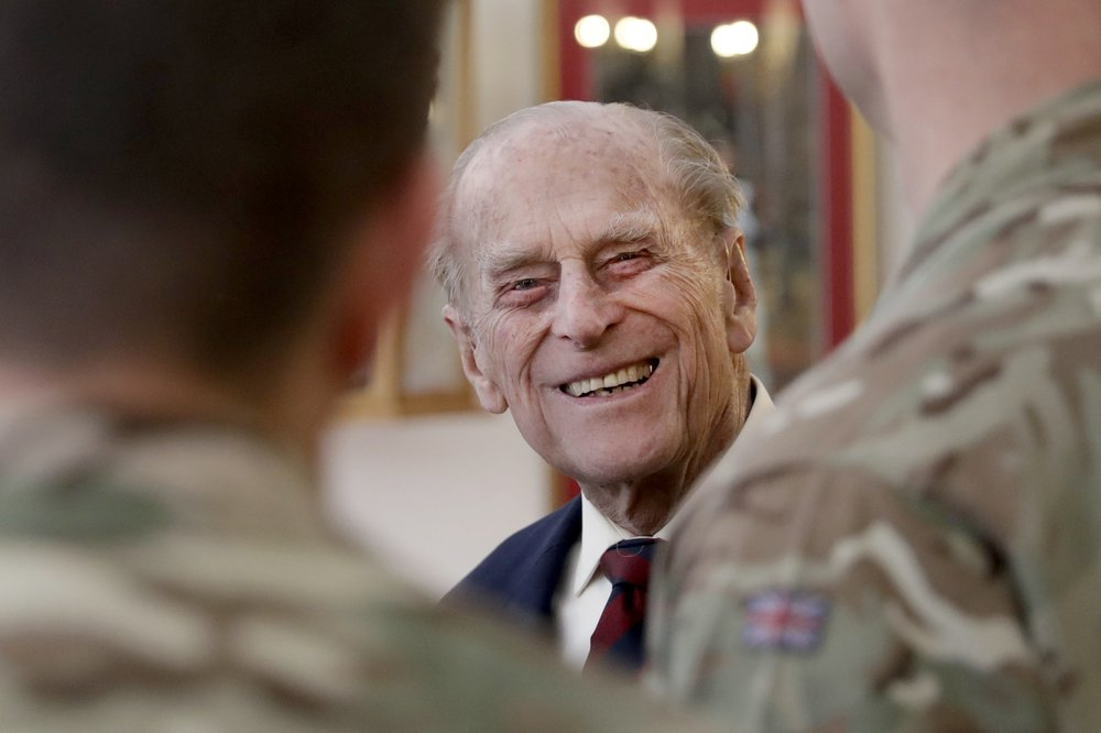 "Britain's Prince Philip spends third night in hospital as ""a precautionary measure"""