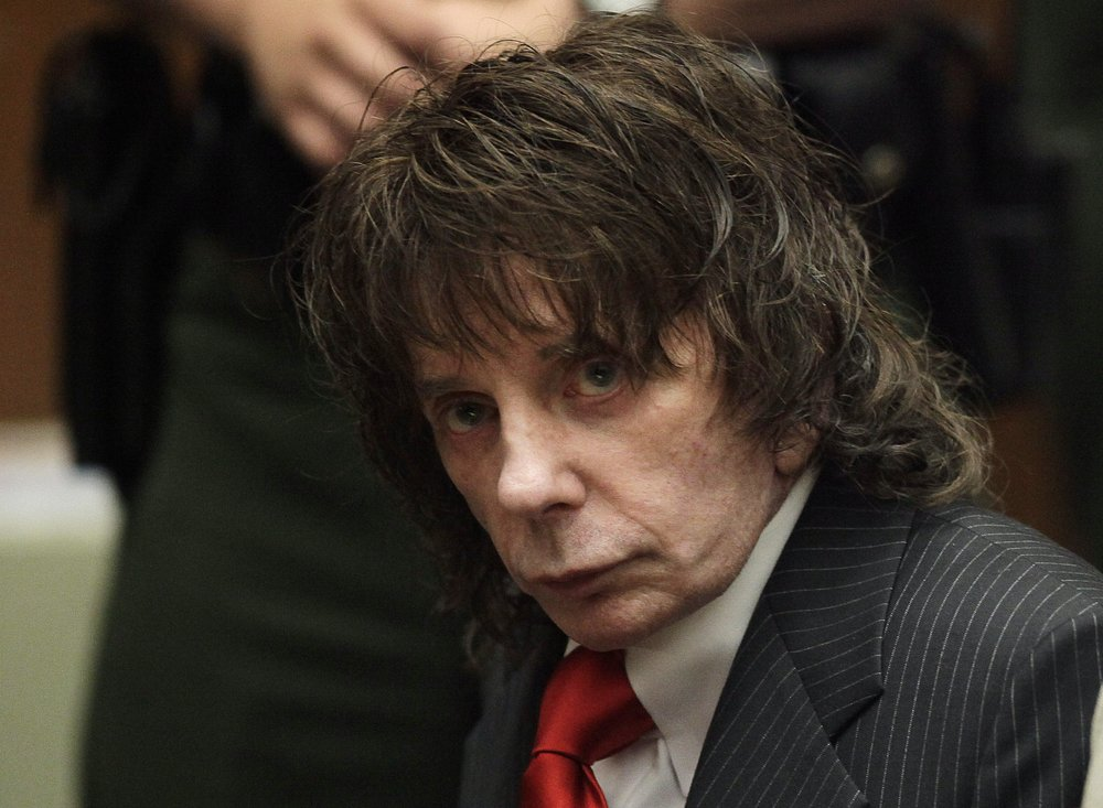 Phil Spector, famed music producer, dies at 81