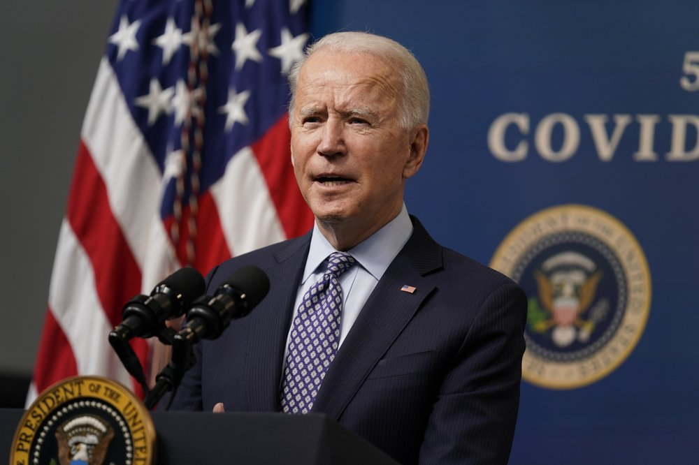 Biden to show that compassion will make a difference in his Texas visit
