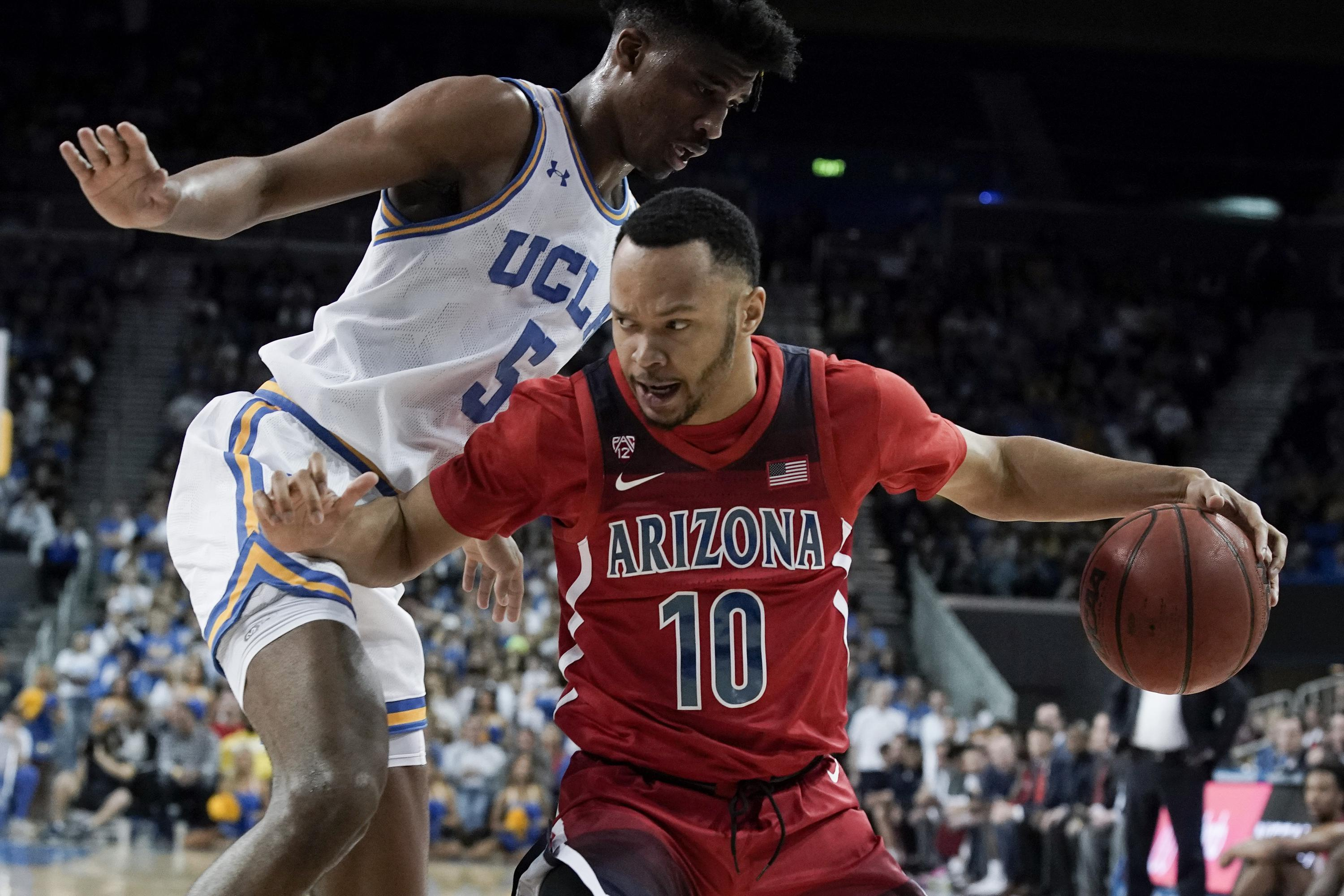 Arizona goes international to replace lost players