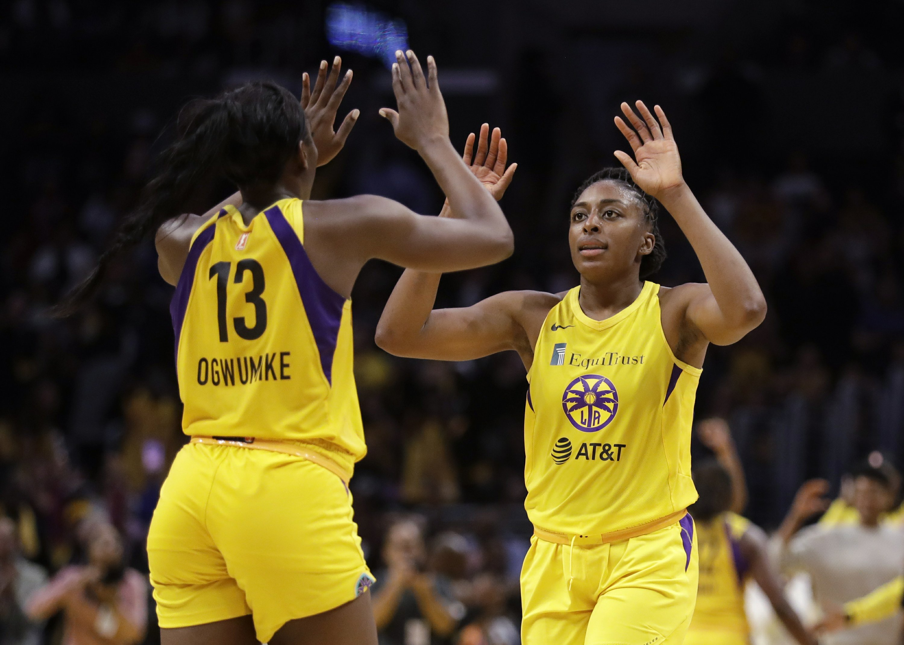 Chiney Ogwumike ready for her return to Connecticut
