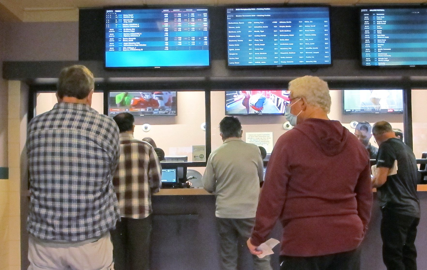 NJ vote would allow sports betting on all college games