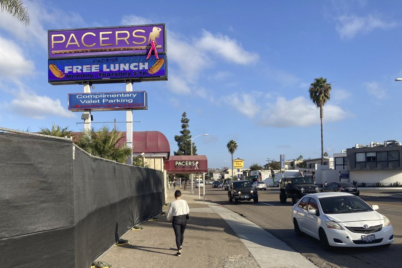 2 strip clubs in San Diego welcoming patrons; protected by a court order