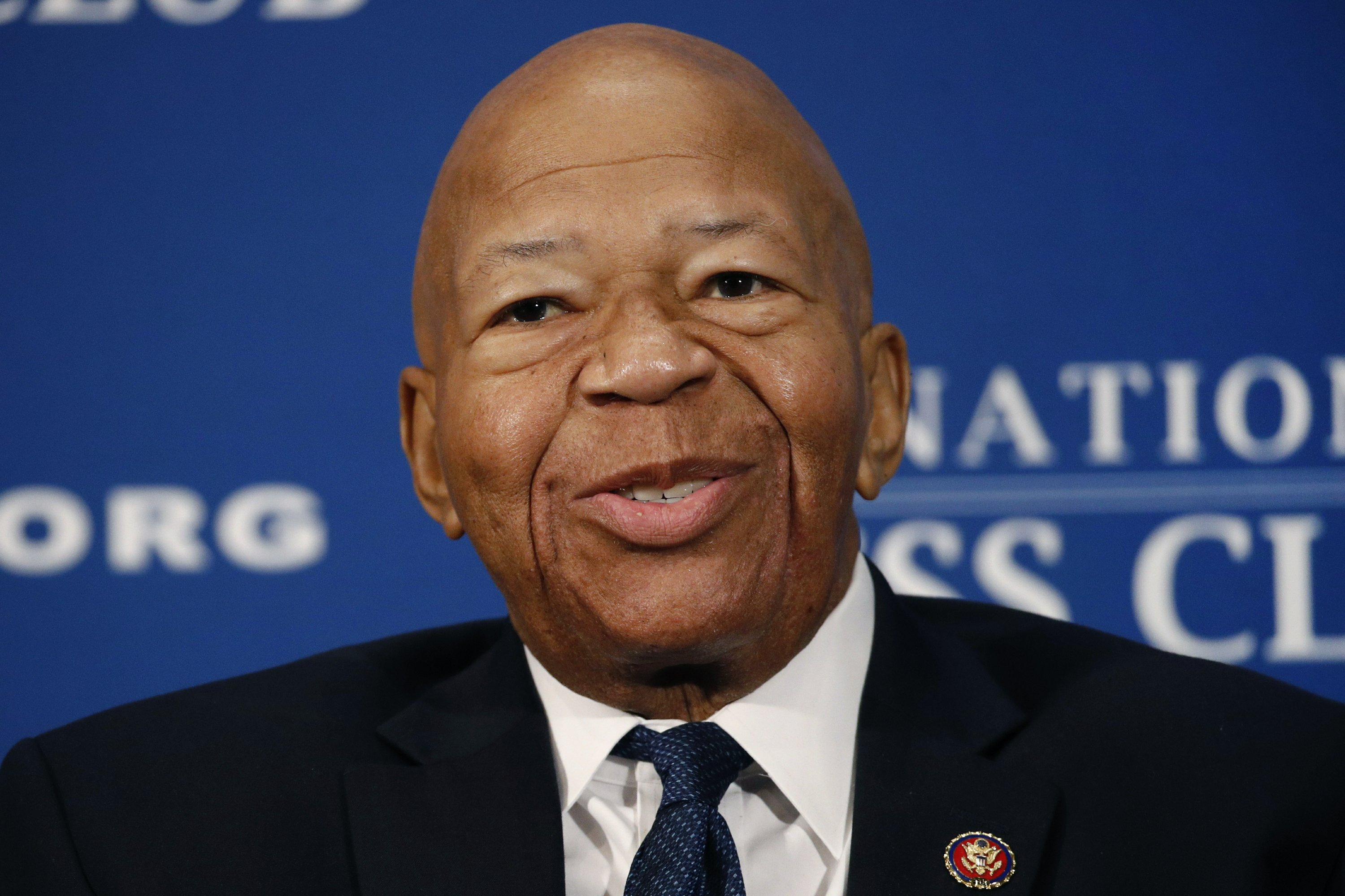 Rep. Elijah Cummings dead... thumbnail