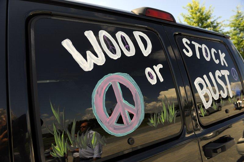 Hasil gambar untuk Organizers finally cancel troubled Woodstock 50 festival