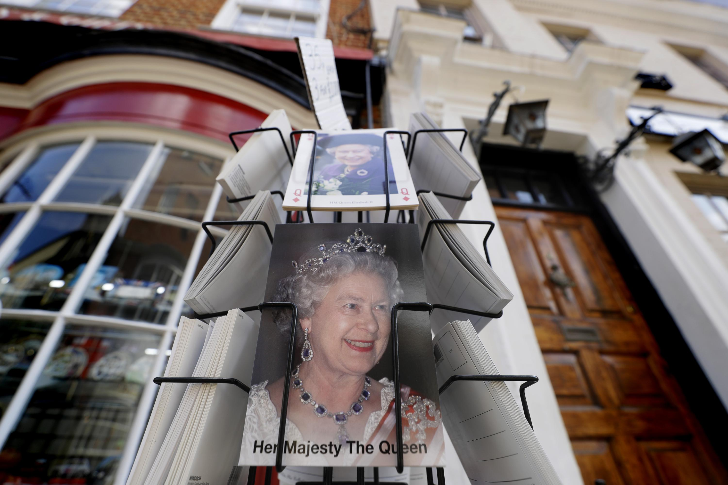 Queen thankful for 'support, kindness' after Philip's death