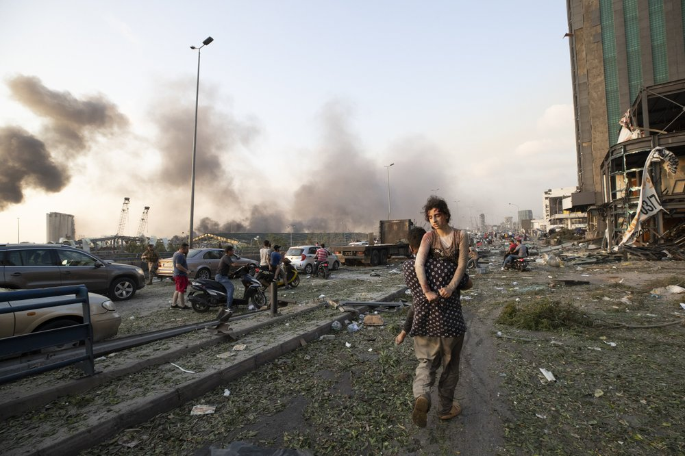 The worst single-day catastrophe in Lebanon's tragic history