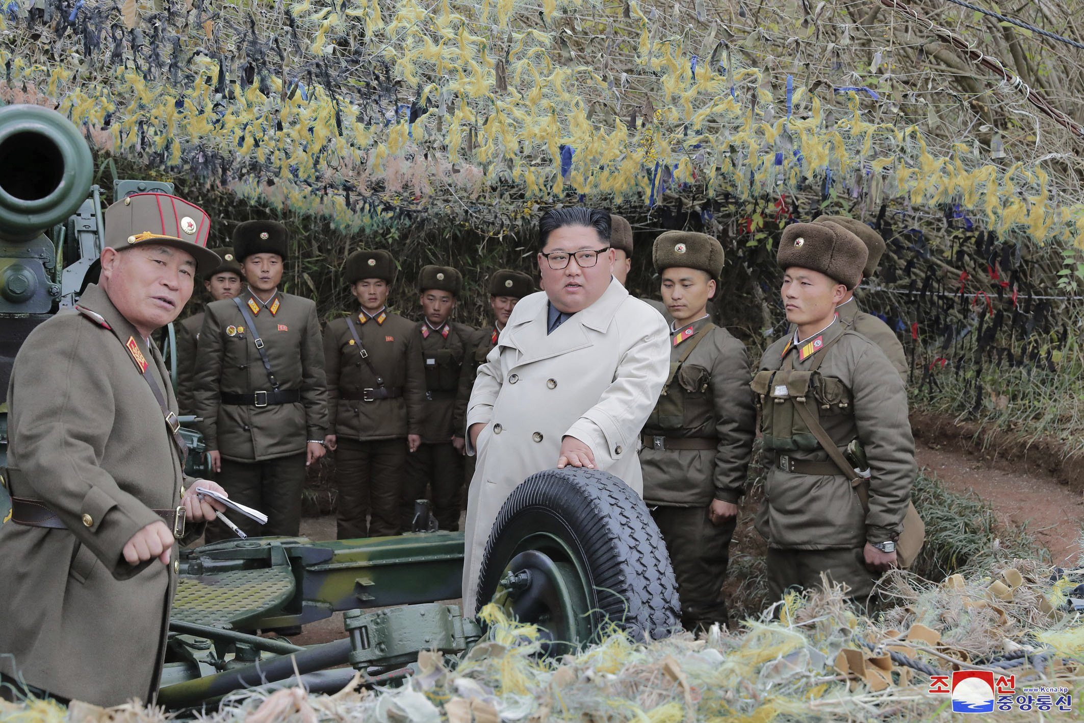 Seoul says North Korea has fired 2 short-range projectiles