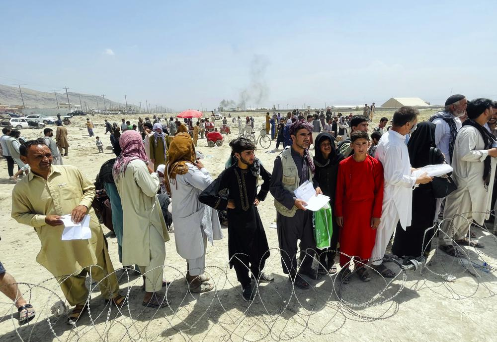 Taliban Declares 'Amnesty' for Afghans, Promises to Respect Women's Rights but Many Remain Skeptical