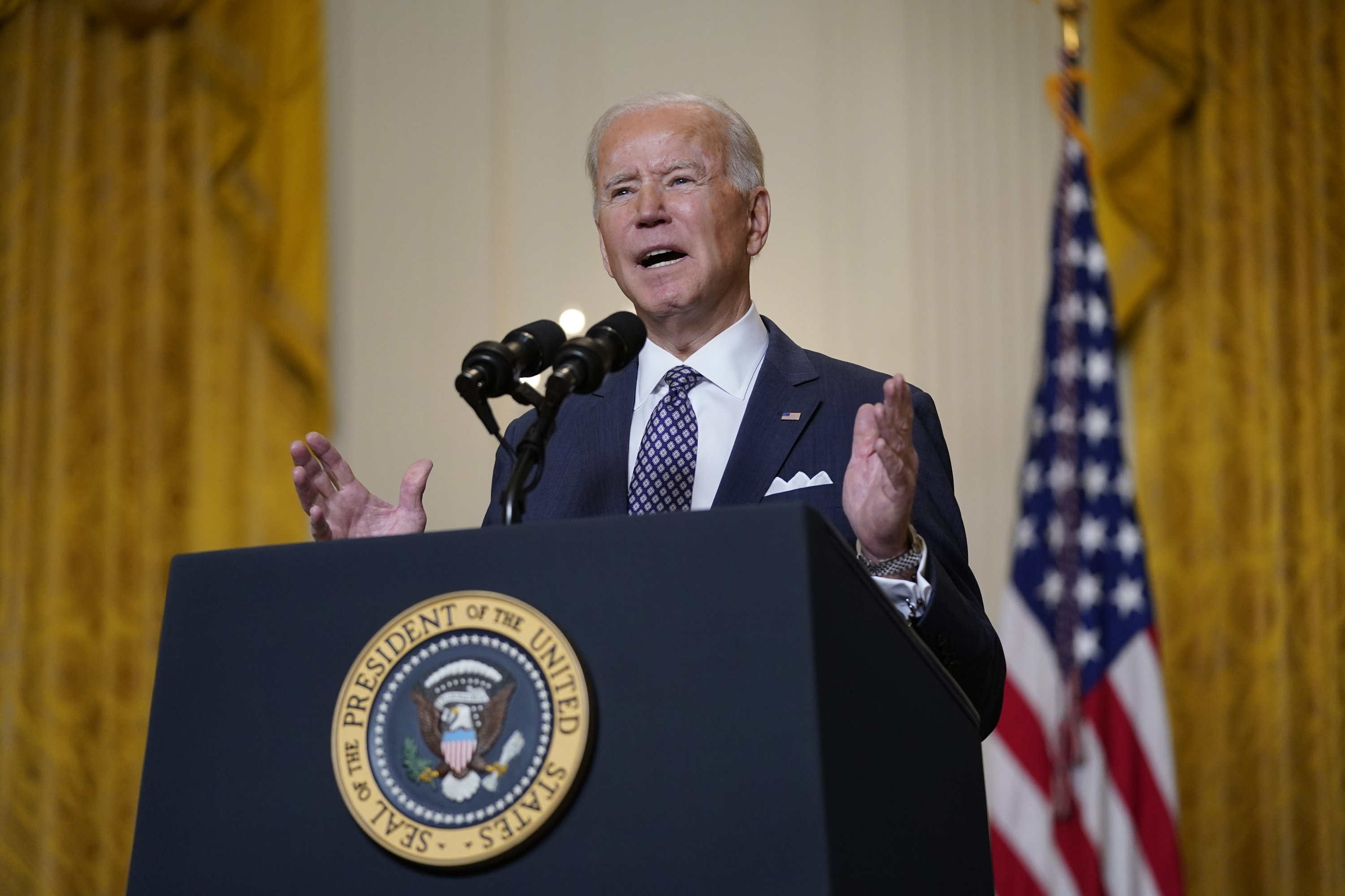 Biden declares 'America is back' in welcome words to allies – The Associated Press