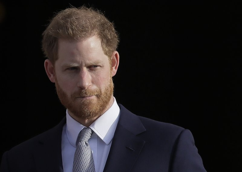 "Prince Harry identifies with and encourages Prince Harry in forward of book ""Hospital by the Hill,"" by Chris Connaughton"