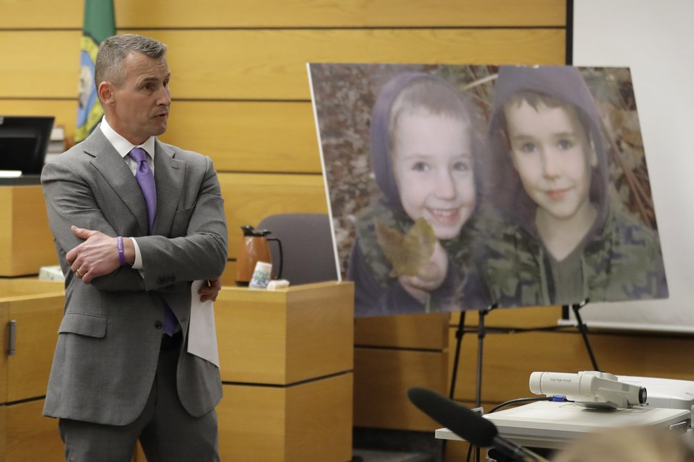 Trial begins in lawsuit over missing woman's murdered sons