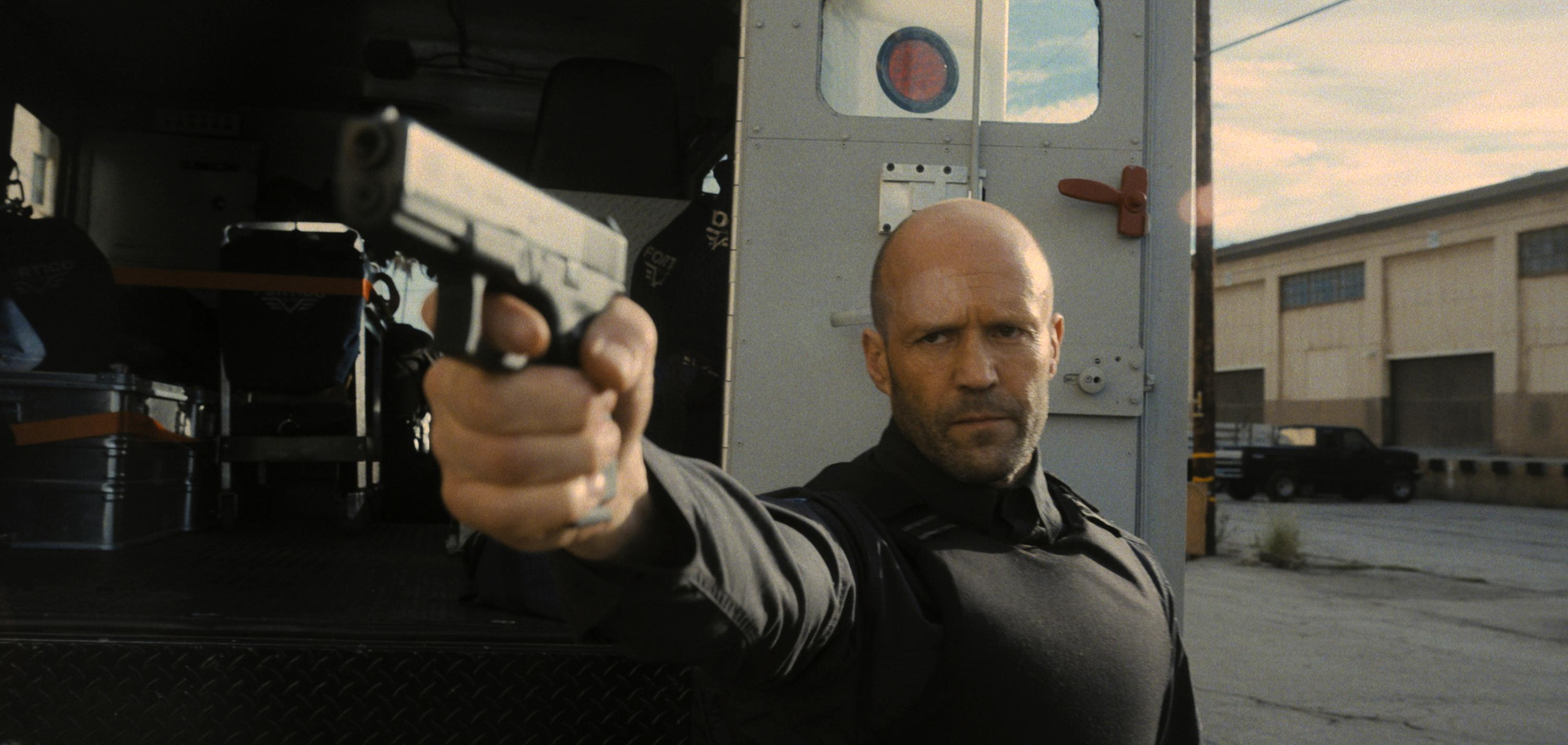 Review: Jason Statham, Guy Ritchie reunite and have a blast