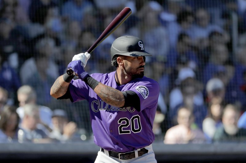 Colorado Rockies veteran outfielder Ian Desmond opts out for a second straight season to spend more time with family