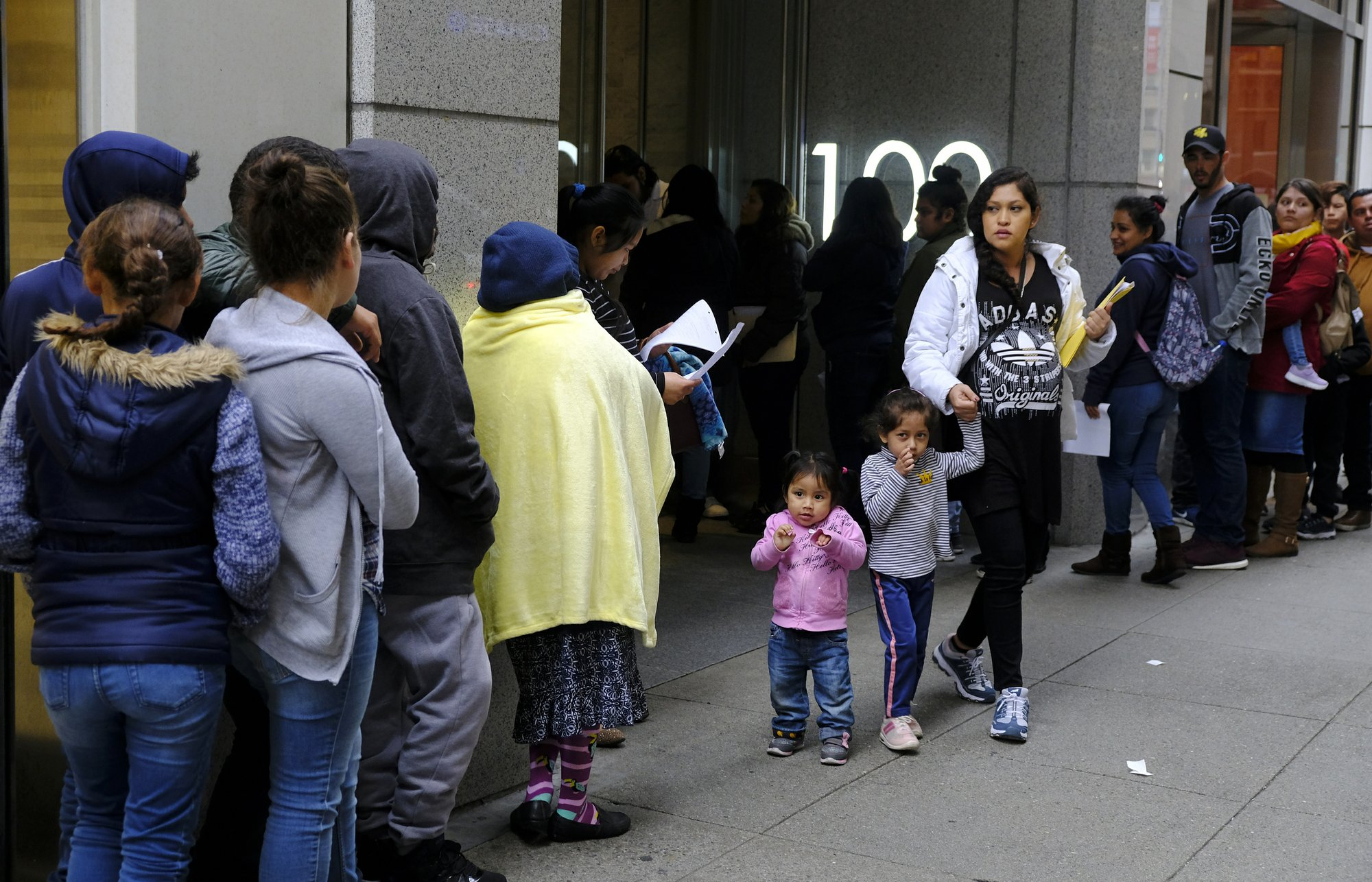 California counties sue over public benefit immigration rule