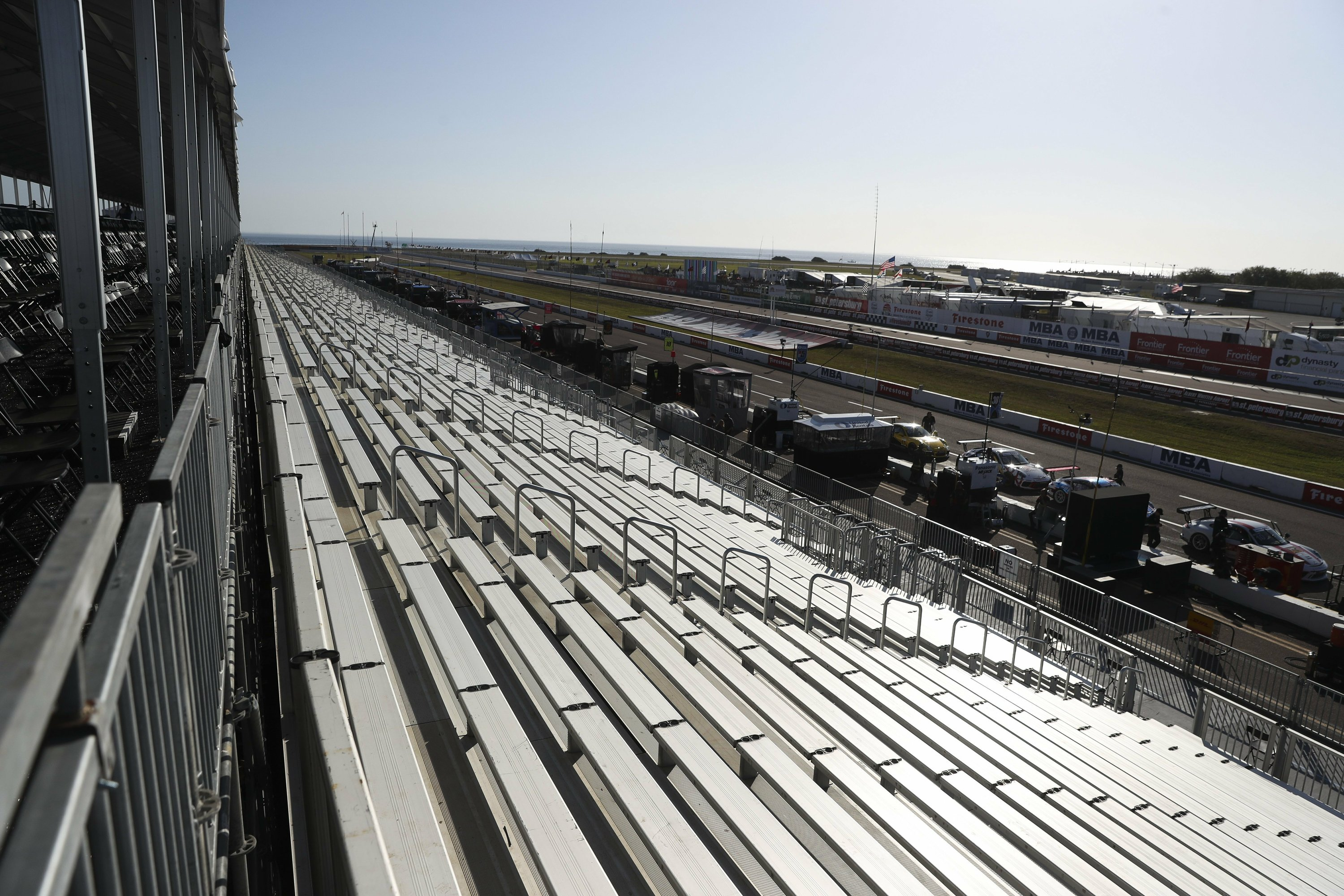 NASCAR orders pay cuts for employees of the racing series
