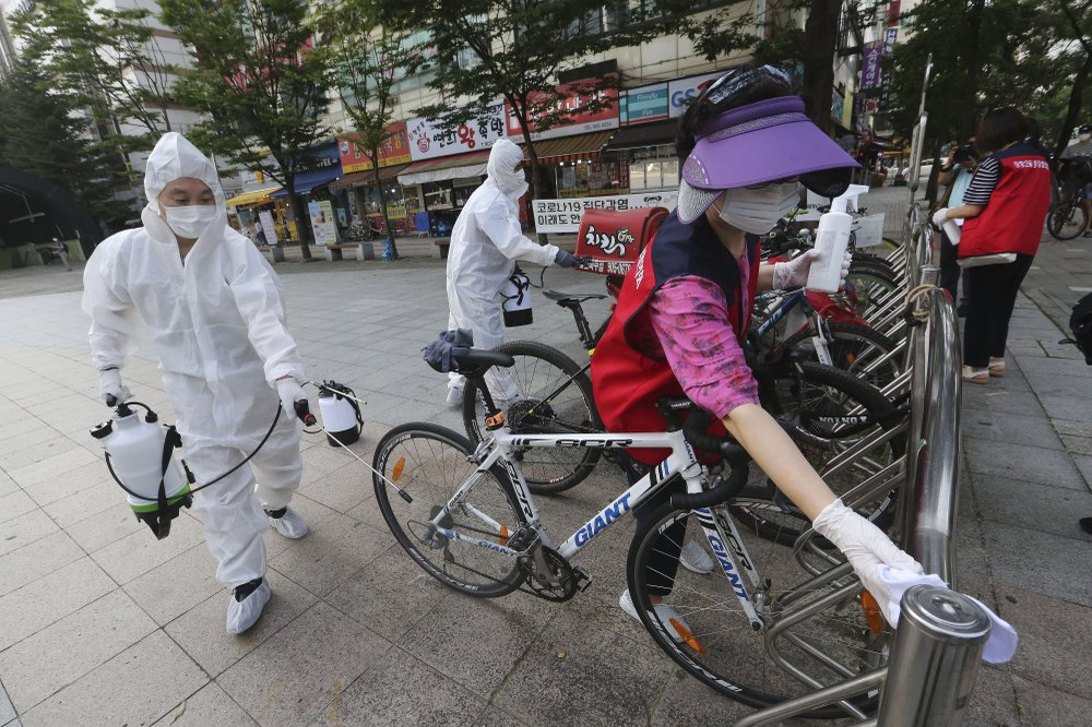 Asia Today: South Korea closes many schools again amid surge