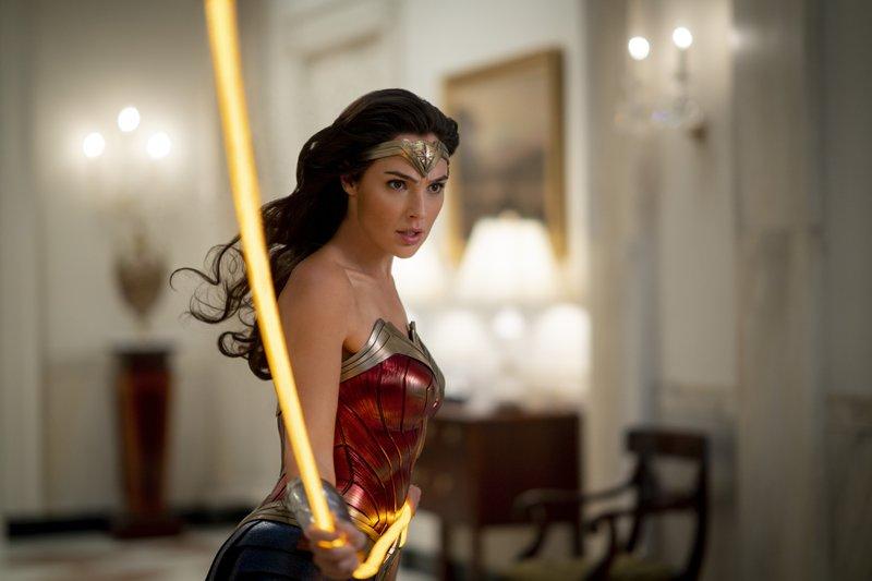 """Despite pandemic """"Wonder Woman 1984"""" debuts at .7M"""