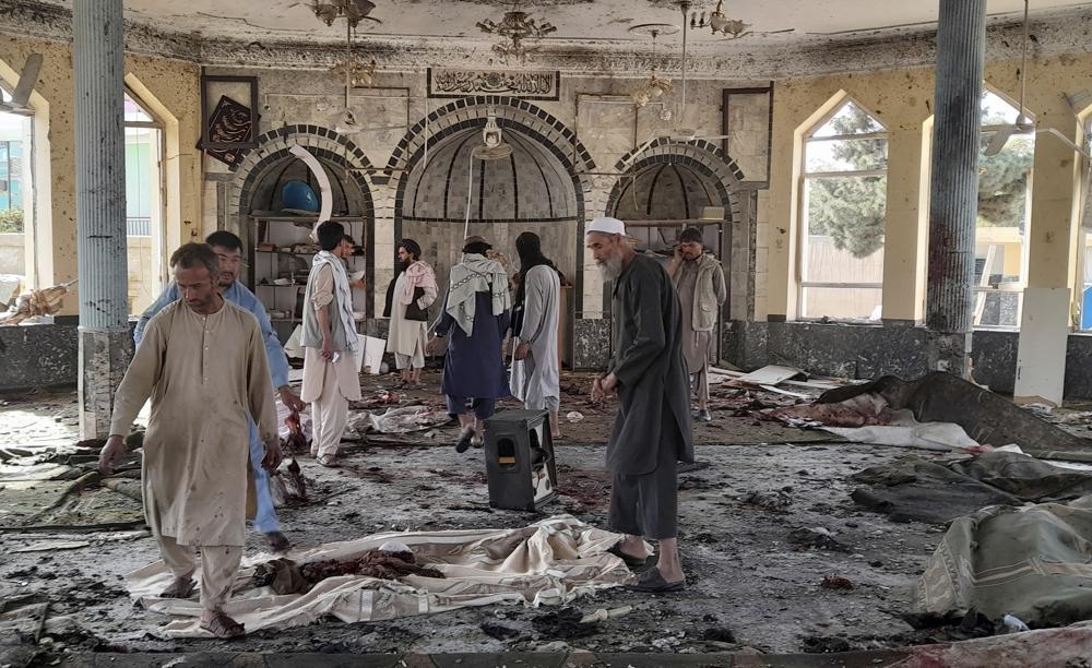 KABUL, Afghanistan,Islamic State,suicide bomber,Taliban,Uygher Muslim,Kunduz,harbouchanews