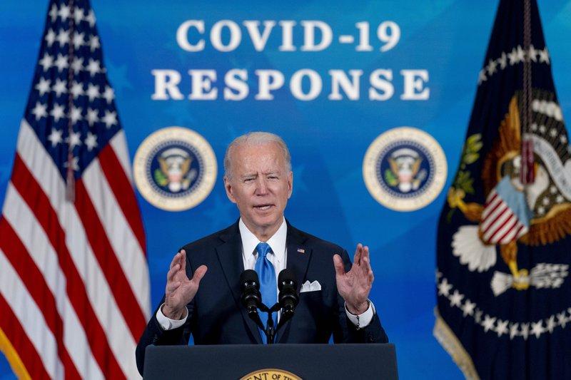 President Biden's first prime-time address goal: offer hope