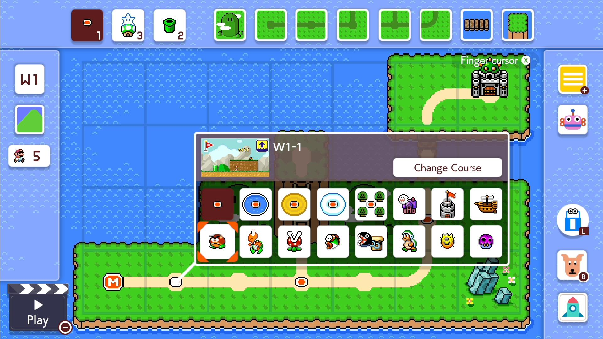 Nintendo News Free Final Update To Super Mario Maker 2 Adds World Building Mode And New Course Parts