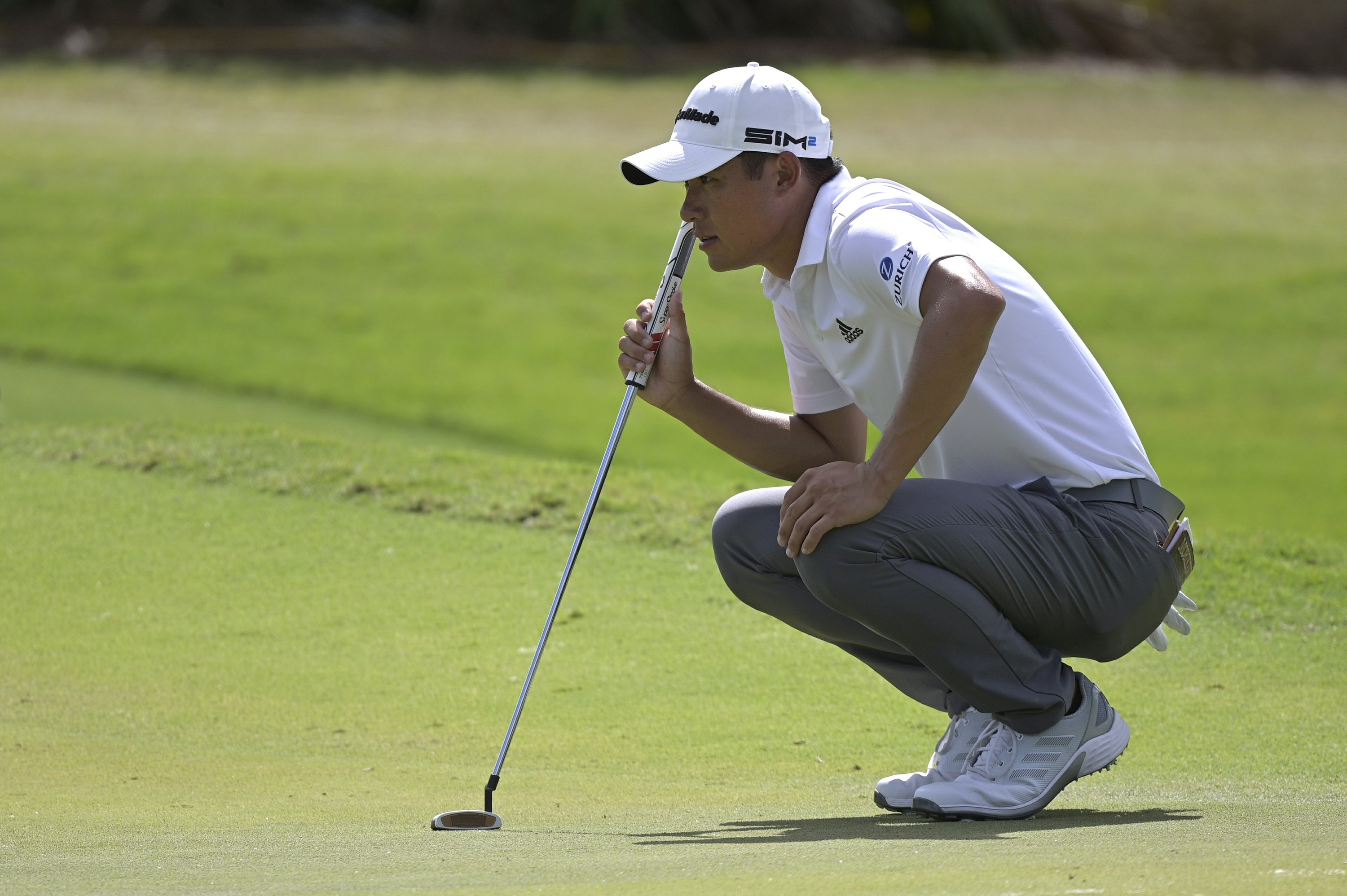 Morikawa's late stumble gives Workday contenders a chance - The Associated Press