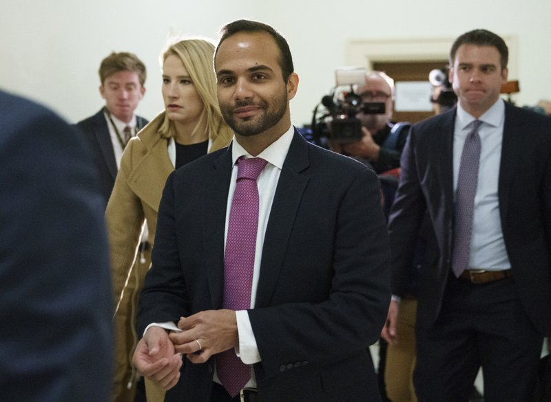 Papadopoulos files paperwork to run for Rep. Katie Hill's seat