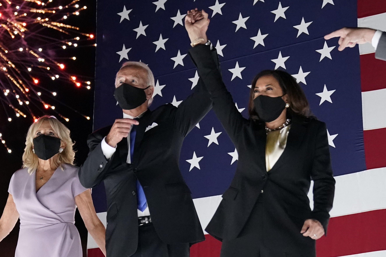 Biden, Harris to get routine virus testing, a notable change