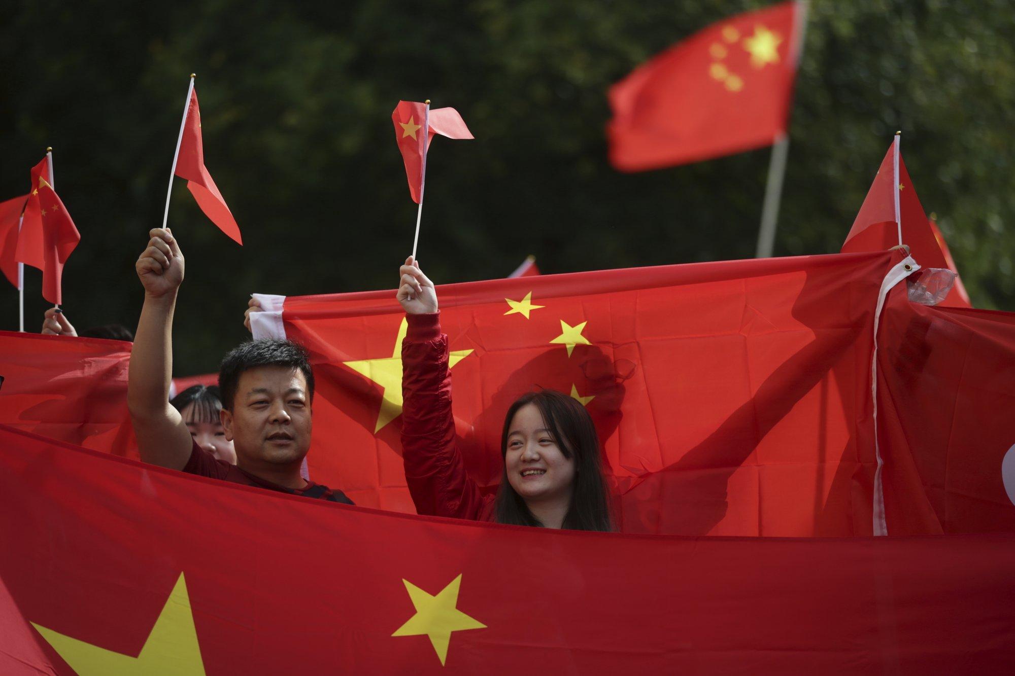 China ties shape cautious reaction to Hong Kong protests
