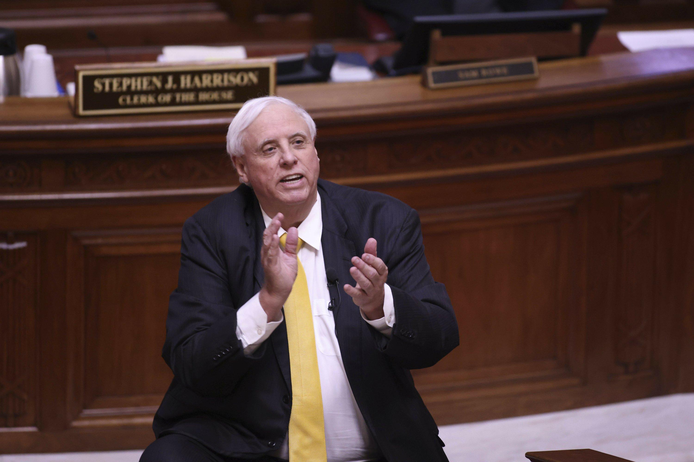 Republican WVa Gov. Justice: 'Go big or go home' on stimulus