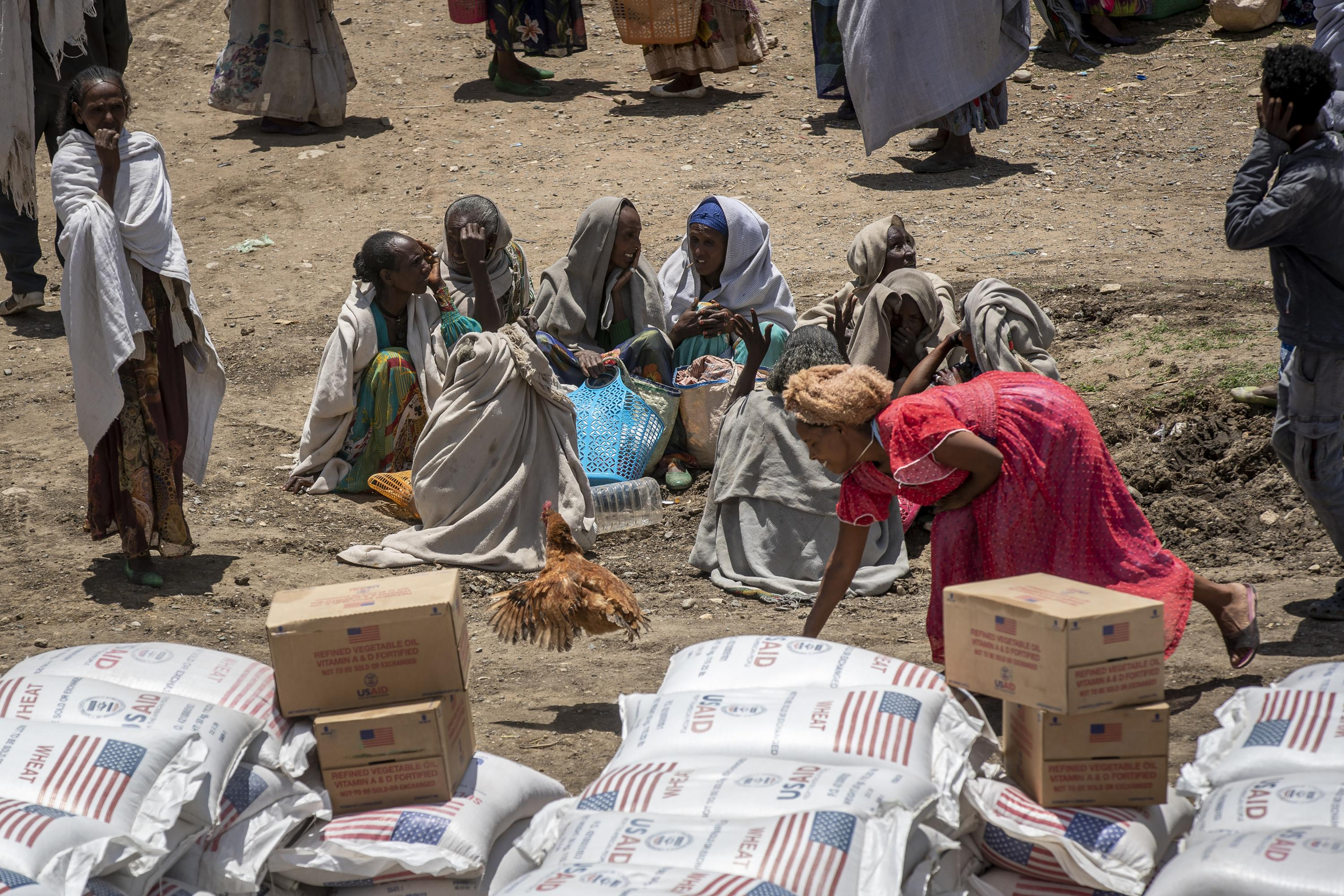 UN Aid Chief Said that There is a Famine in Ethiopia