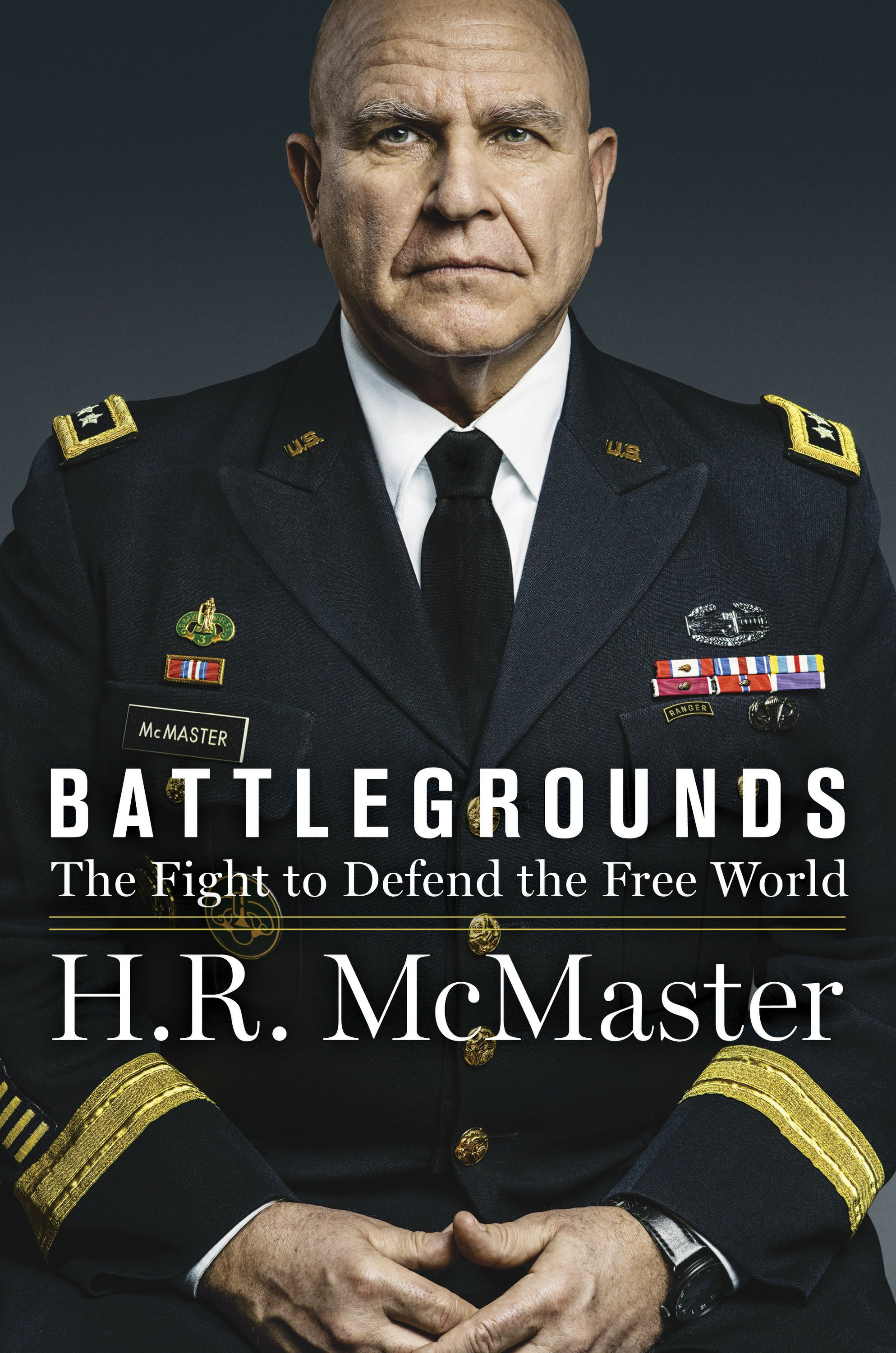 H.R. McMaster book `Battlegrounds' coming out in April