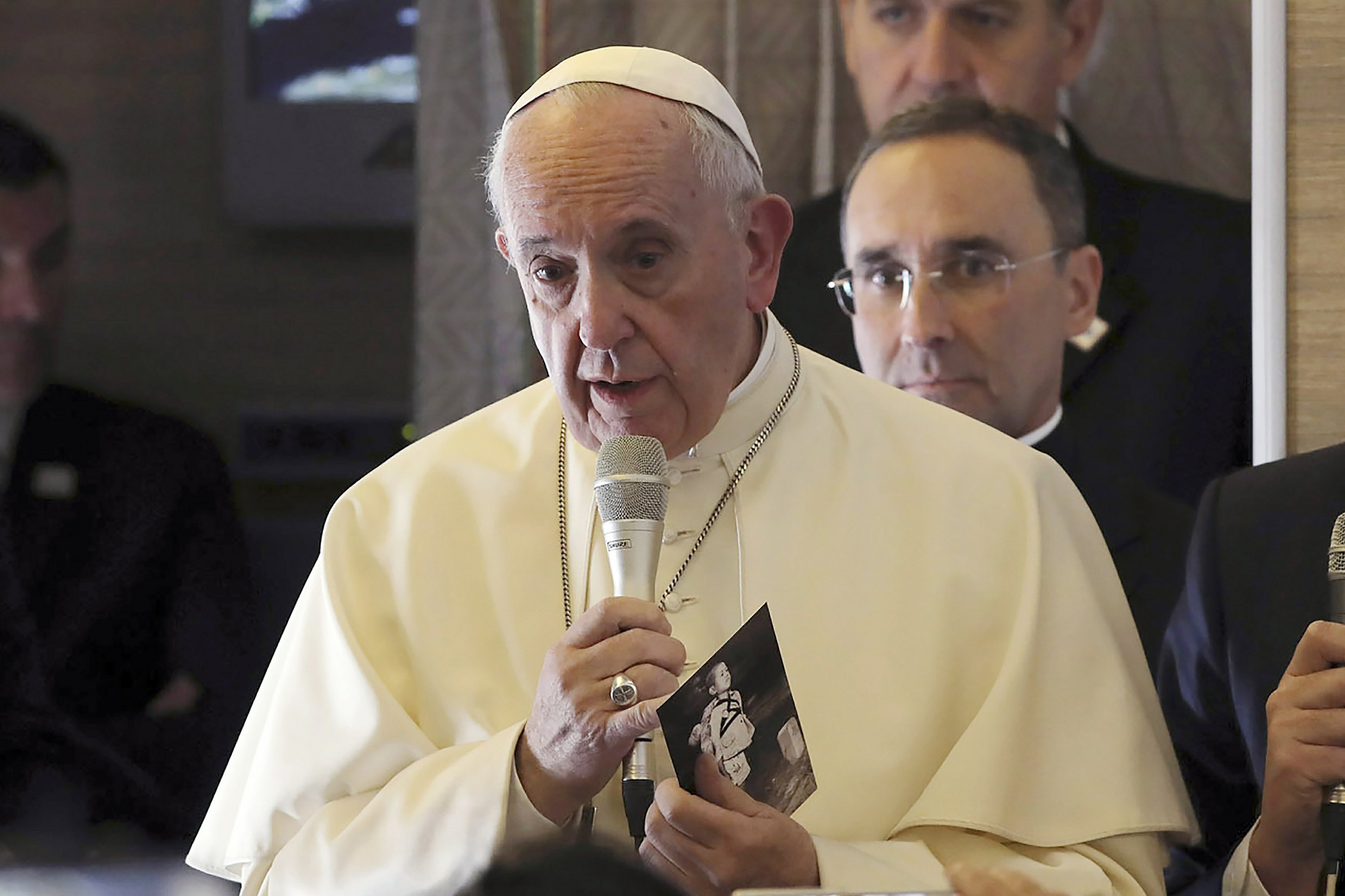 Pope Francis to visit Thailand, Japan in November