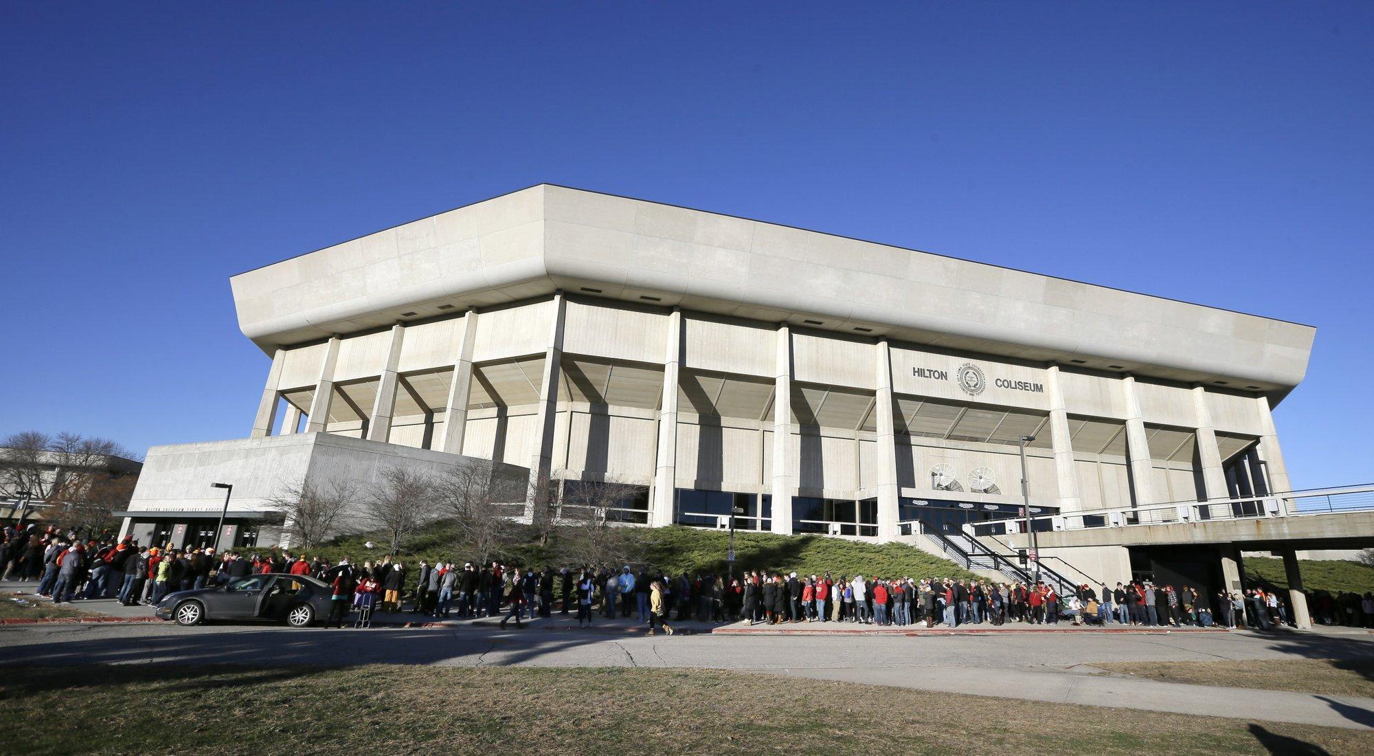 Iowa St to explore redesign near Hilton, Jack Trice Stadium